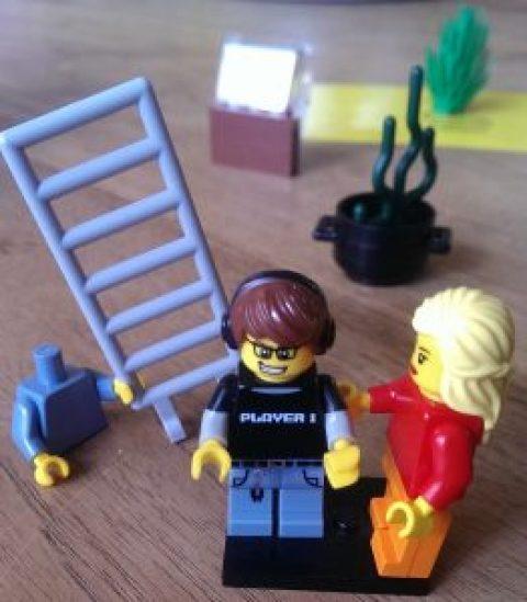 Coaching with Lego (training) Holland