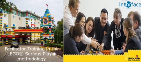 Facilitator Training in the LEGO® Serious Play® methodology at The LEGOLAND® Windsor Resort Hotel, Great Britain