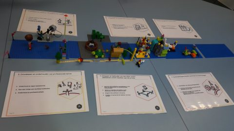 Core Competencies of a Facilitator Explained with Lego Serious Play