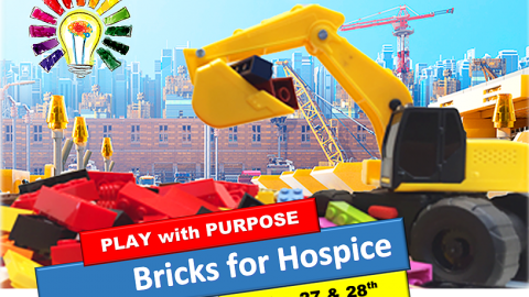 Lego Event Aids Hospice