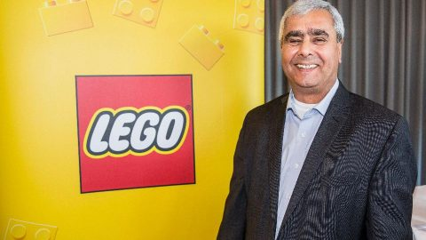 India-born Bali Padda is new CEO of Lego