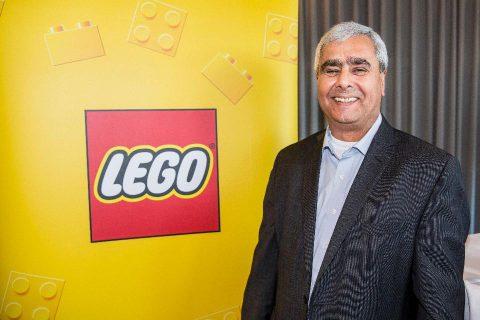 India-born Bali Padda is new CEO of Lego