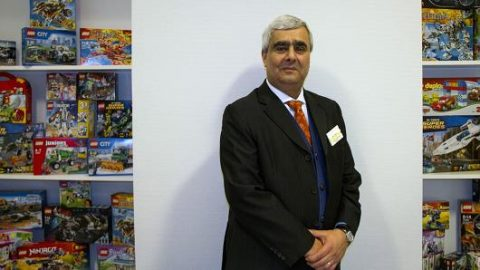 Not being Danish is not an issue for me, says Lego's incoming CEO