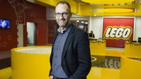 Jorgen Knudstorp, CEO, on rebuilding Lego