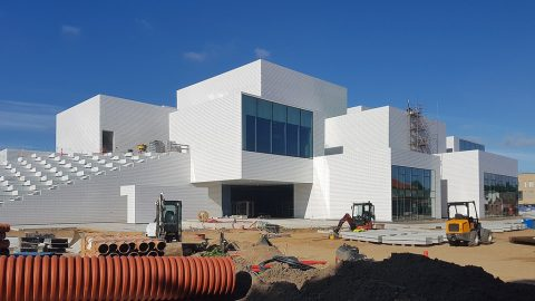 Inside The LEGO House