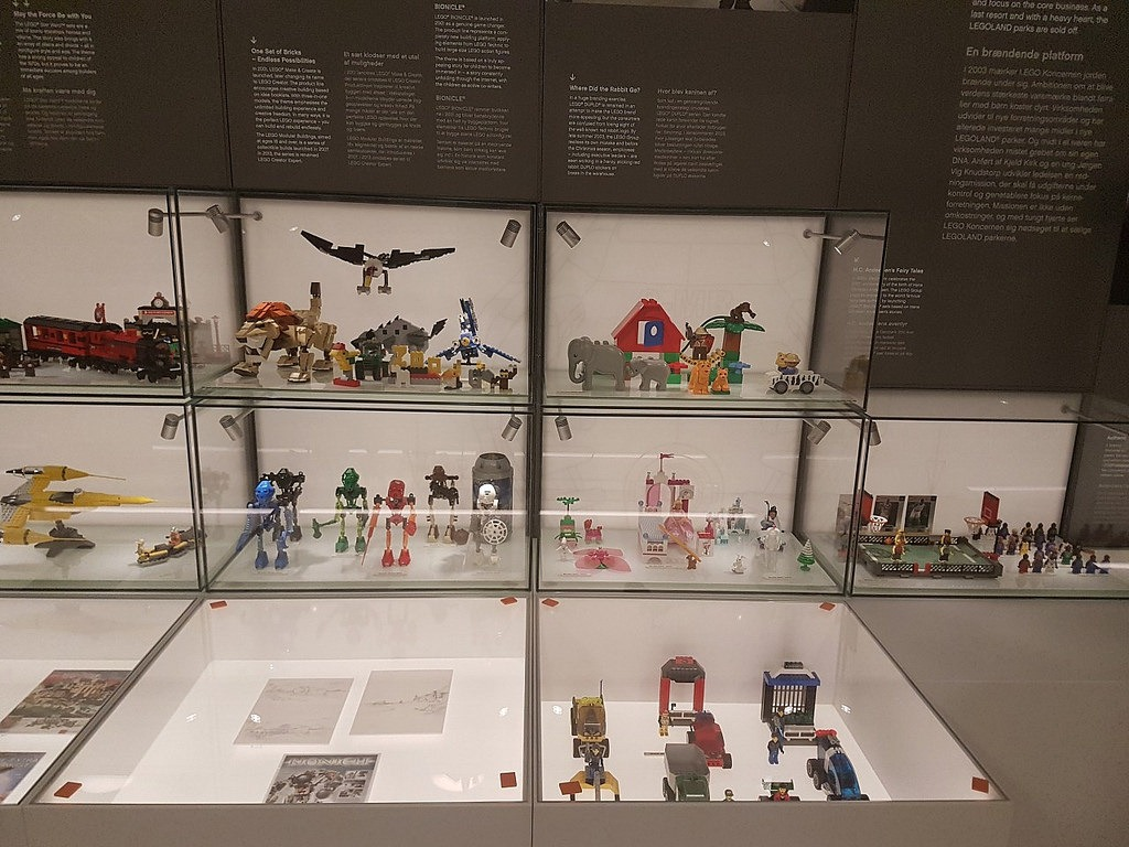 Inside The LEGO House - Serious Play Pro