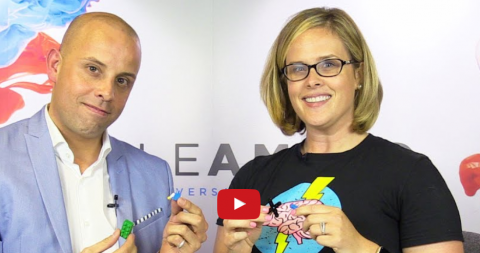 Lego Serious Play for Strategy with Rob Oddi –  Vlogcast by Agile Amped