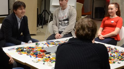 Facilitator Training in LEGO Serious Play Methodology and Materials