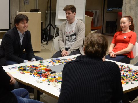 LEGO® Serious Play® Facilitator Training with Marko Rillo in Stockholm