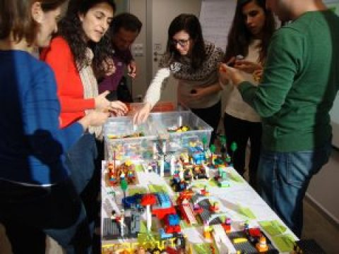 LEGO® SERIOUS PLAY® Methods Facilitator Training for Teams and Groups – Istanbul, Turkey