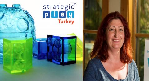 LEGO® SERIOUS PLAY® Methods Facilitator Certification Teams & Groups Ankara Mayıs 2019