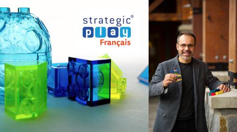 LEGO® SERIOUS PLAY® Methods Facilitator Certification Teams & Groups Ottawa May 2019