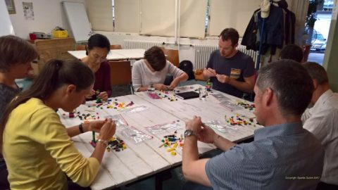What does LEGO® SERIOUS PLAY® have in common with Laloux and Teal?