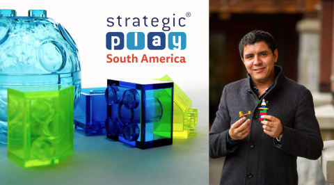 Capacitación de facilitadores en el método LEGO® Serious Play® Bogota, Columbia