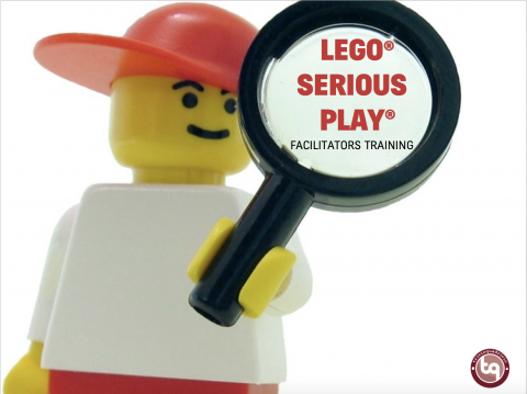 LEGO® SERIOUS PLAY® Facilitators Training – Milan, Italy