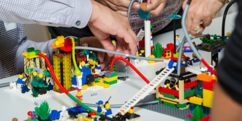 4th Annual LEGO® SERIOUS PLAY® methods Trained & Certified Facilitator's Annual Meeting for the Americas – Whistler, Canada