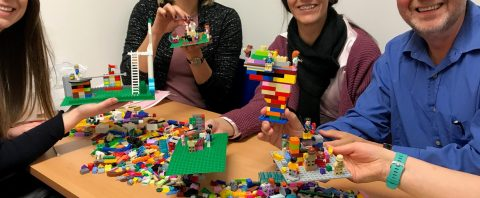 What I learned running a LEGO Serious Play workshop