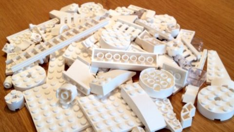 Using LEGO to explain your service offering