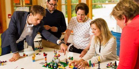 Métodos LEGO® SERIOUS PLAY® Certificación de Facilitadores Equipos y Grupos Quito Ecuador Mayo 2019