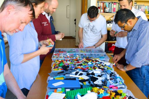LEGO® SERIOUS PLAY® Facilitator Training from SeriousWork with Sean Blair in London, UK