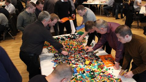 IntHRface facilitate 95 leaders from Eltel Denmark