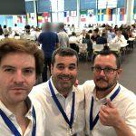 Enrique Conches - LEGO SERIOUS PLAY workshop with 600 participants