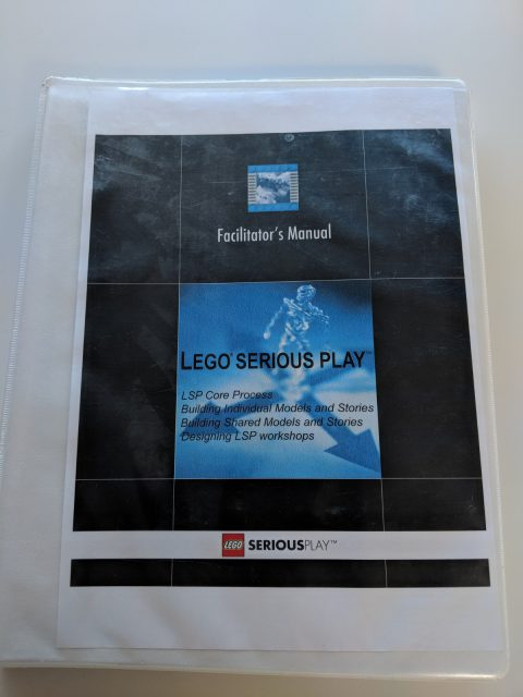 History: Copyright of LEGO SERIOUS PLAY Methodology Process Elements