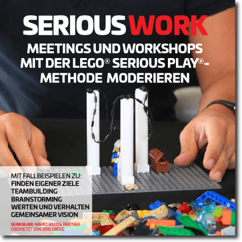 Serious Work Book Now also in German Language