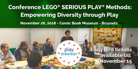 LEGO® SERIOUS PLAY® CONFERENCE: EMPOWERING DIVERSITY THROUGH PLAY