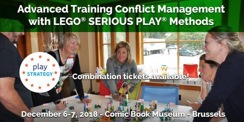 Advanced Certification Training LEGO® SERIOUS PLAY® Methods : Conflict Management