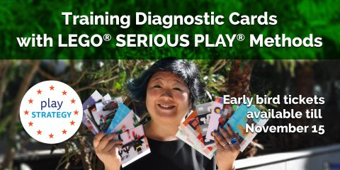 Training Diagnostic Cards with LEGO® SERIOUS PLAY® Methods by Play Strategy