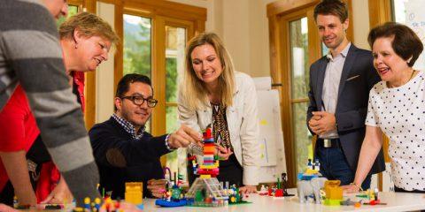 Métodos LEGO® SERIOUS PLAY® Certificación de Facilitadores Equipos y Grupos México Mayo 2019