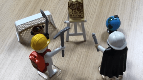 IBM Case Study: Creating a Lexicon of Meaning for #playmobilpro