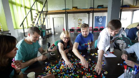 Finding Work as a LEGO Serious Play Facilitator
