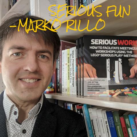 Podcast Interview with Marko Rillo