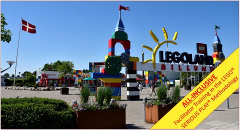 ALL-INCLUSIVE Facilitator Training in the LEGO® SERIOUS PLAY® methodology at Hotel LEGOLAND® Billund (DK)