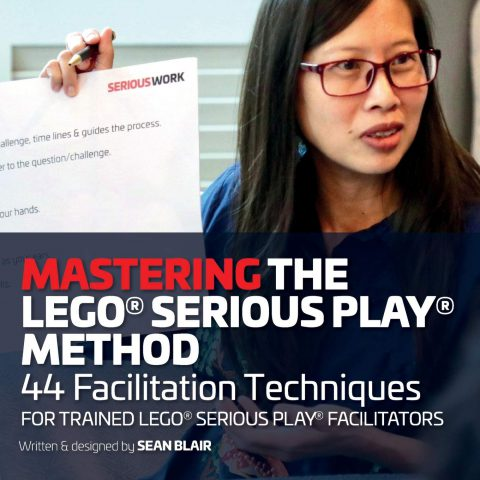 New Book: Mastering the LEGO Serious Play